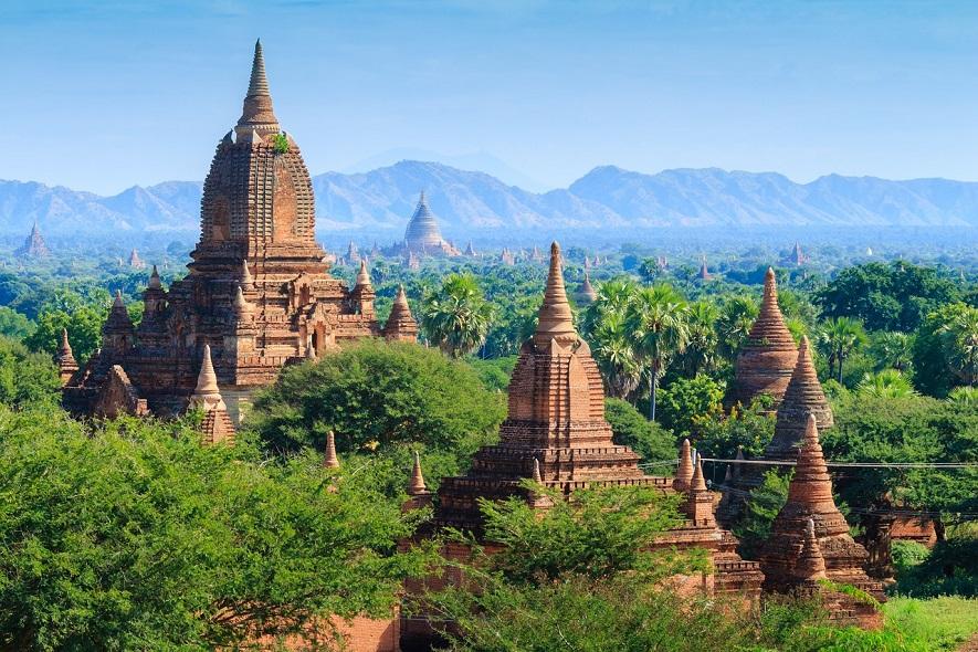 Atrakcje Mjanmar
